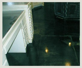 Concrete Acid Stain Arkansas