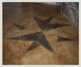 Stained Concrete, Stained Concrete Arkansas, Concrete Acid Stain, Concrete Acid Stain Arkansas